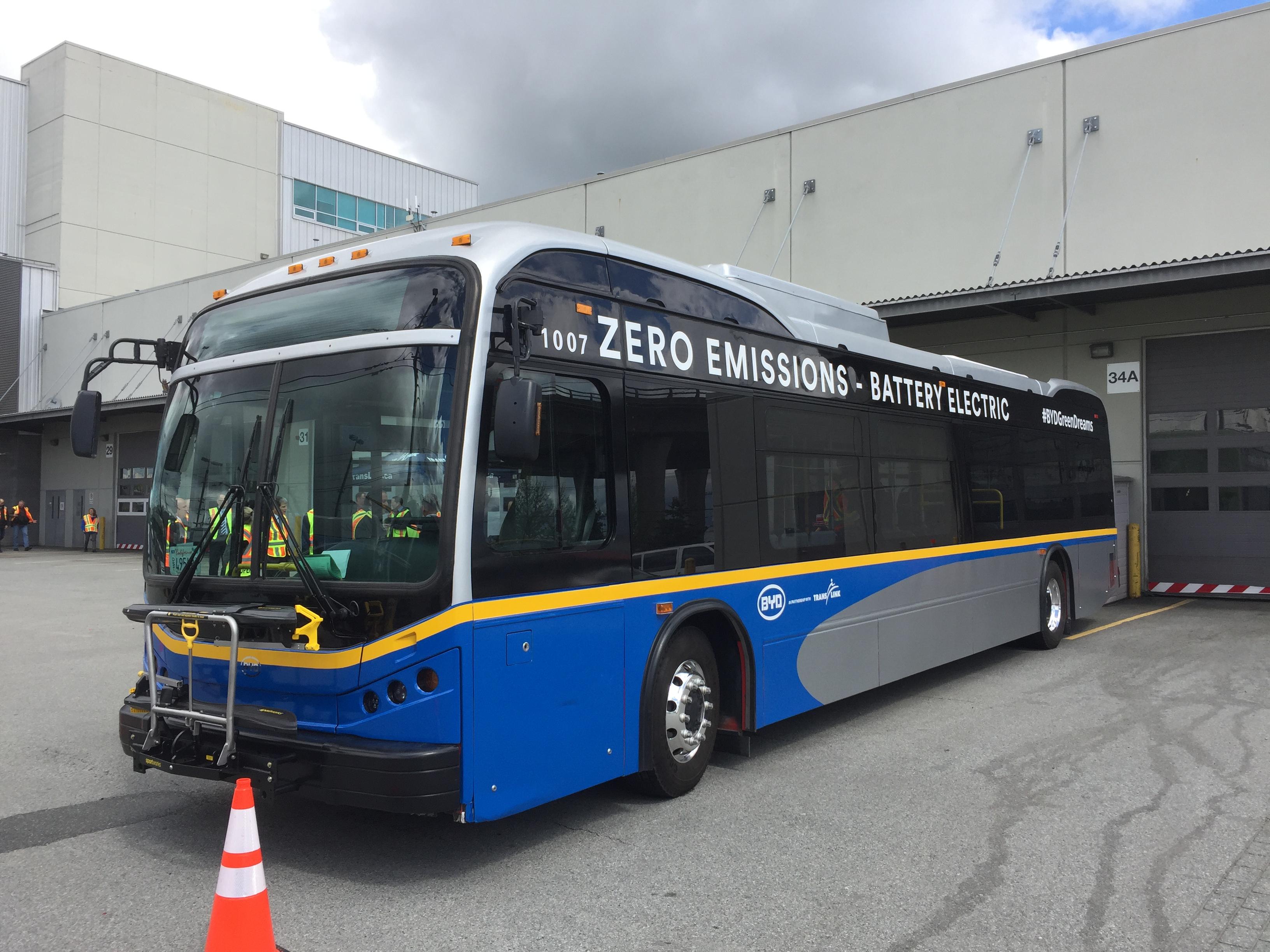 Vancouver translink bus-8073